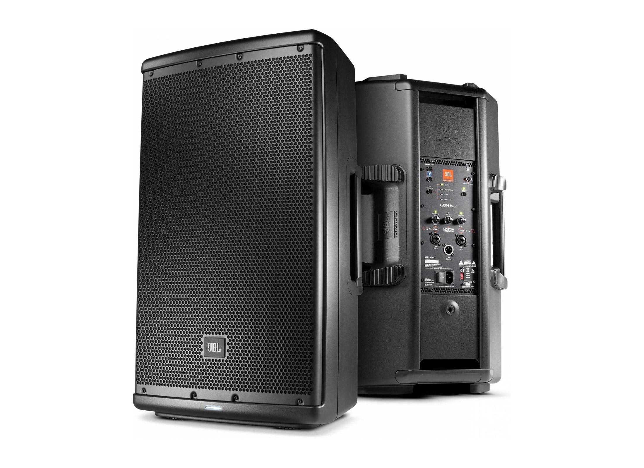 7_Active loudspeaker